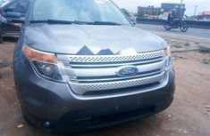 Tokunbo Ford Explorer 2013 Model Gray