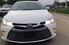 Foreign Used Toyota Camry 2015 Model White