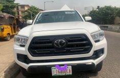 Foreign Used Toyota Tacoma 2019 Model White