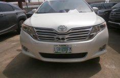 Nigeria Used Toyota Venza 2010 Model White