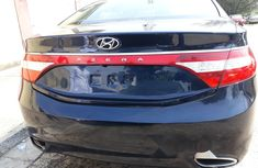 Foreign Used Hyundai Azera 2013 Model Blue