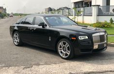 Tokunbo Rolls-Royce Ghost 2014 Model Black