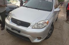 Foreign Used Toyota Matrix 2007 Mode Silver