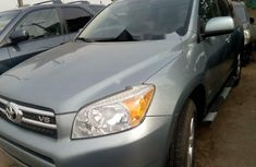 Foreign Used Toyota RAV4 2008 Model Green