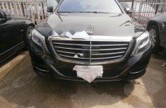 Nigeria Used Mercedes-Benz S550 2015 Model Black