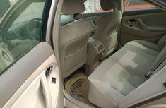 Nigeria Used Toyota Camry 2009 Model Gold