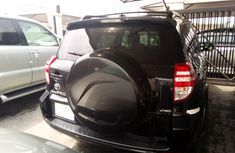 Tokunbo Toyota RAV4 2009 Model V6, Limited  Black
