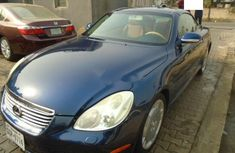 Foreign Used Lexus SC 2003 Model Blue