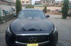 Nigeria Used Infiniti QX 2010 Model Gray