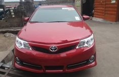 Foreign Used Toyota Camry 2012 Automatic for Sale