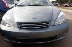 Foreign Used Lexus ES 2004 Model Green