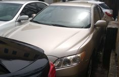 Foreign Used Toyota Camry 2008 Model Gold