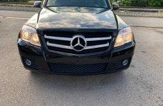Foreign Used Mercedes-Benz GLK 2012 Model Black