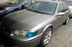 Tokunbo Toyota Camry 2001 Model V6 Automatic Grey/Silver