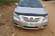 Nigeria Used Toyota Camry Muscle 2008 Model Silver