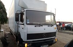 Foreign Used Mercedes Benz 814 Truck 1998 Model White