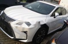 Foreign Used 2017 White Lexus RX for sale in Lagos