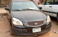 Nigeria Used Kia Rio 2005 Model Black