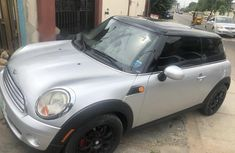 Nigeria Used Mini Mini 2009 Model Silver