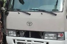 Neatly Used 2010 Toyota Coaster for sale