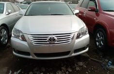 Foreign Used Toyota Avalon 2008 Model Silver for Sale