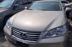 Foreign Used Lexus ES 350 2009 Model Silver for Sale