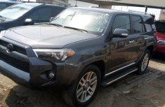 Foreign Used Toyota 4-Runner 2011 Model Gray