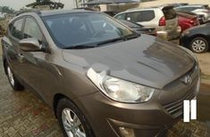 Nigerian Used Hyundai ix35 2013  Automatic Brown Colour