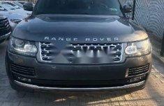 Tokunbo Land Rover Range Rover Sport 2015 Model Gray