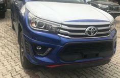 Foreign Used Toyota Hilux 2020 Model Blue