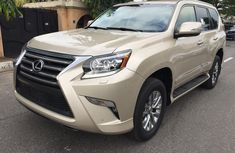 Foreign Used 2014 Beige Lexus GX for sale in Lagos