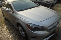 Tokunbo Mercedes-Benz CLA-Class 2017 Model Silver