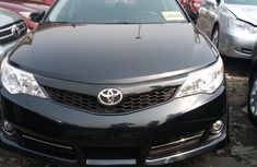 Foreign Used Toyota Camry 2013 Model Green