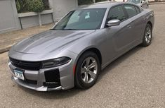 Foreign Used 2016 Grey Dodge Charger for sale in Lagos