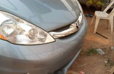 Foreign Used Toyota Sienna 2009 Model Blue