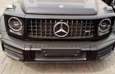 Tokunbo Mercedes-Benz G63 2020 Model Black