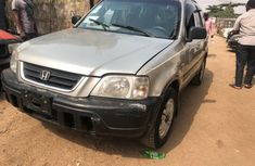 Nigeria Used Honda CR-V 1999 Model Gold