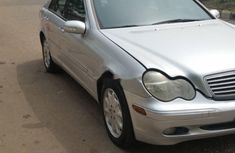 Foreign Used 2001 Mercedes-Benz C200 for sale in Lagos