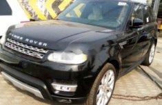 Tokunbo Land Rover Range Rover 2014 Model Black