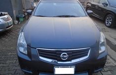 Nigeria Used Nissan Maxima 2008 Model Gray
