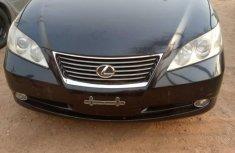 Forign Used Lexus ES 2008 Model Black