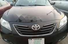 Nigeria Used Toyota Camry 2008 Model Black