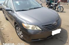 Nigeria Used Toyota Camry 2008 Model Gray for Sale