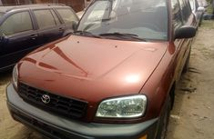 Foreign Used Toyota RAV4 1998 Model Brown for Sale
