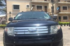 Foreign Used Ford Edge 2005 Model Black for Sale