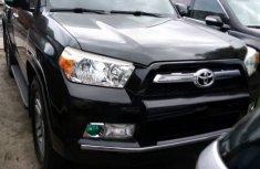 Foreign Used Toyota 4Runner 2012 Model Black