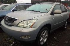 Foreign Used Lexus RX330 2006 Model Silver for Sale