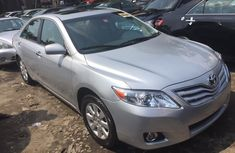 Foreign Used Toyota Camry 2008 Model Silver for Sale