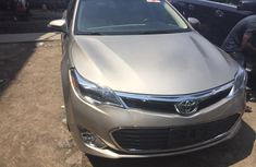 Foreign Used Toyota Avalon 2014 Model Gold for Sale