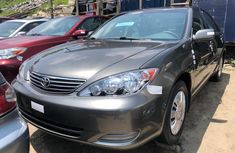 Foreign Used Toyota Camry 2005 Model Gray for Sale